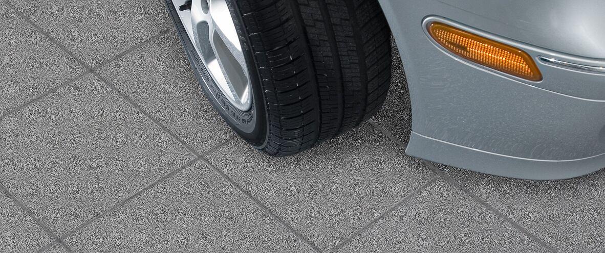 Products - Porcelain Tile Garage Flooring - Espace Garage Plus