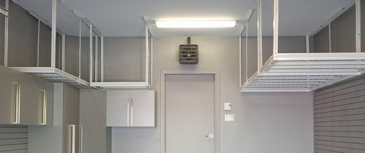 Produits - Rangement de garage au plafond - Espace Garage Plus
