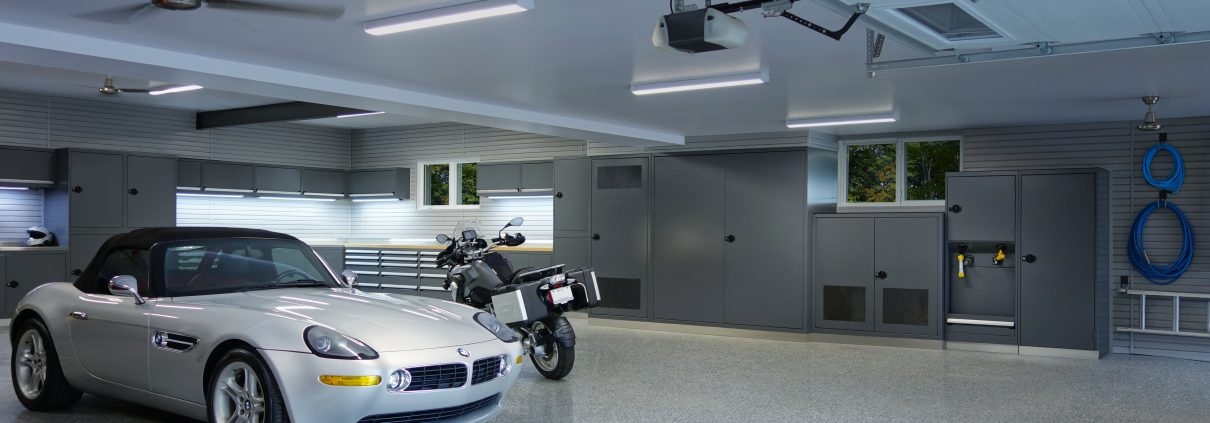 """""""A perfect garage allows for more than just parking"""" - Espace Garage Plus"""