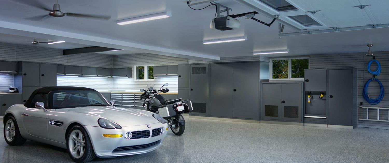 Aménagement garage triple_Blainville_1b_1_Espace Garage Plus