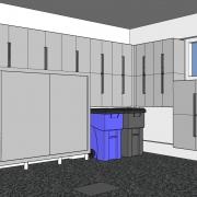 Aménagement garage double_Beaconsfield 1_5_Espace Garage Plus