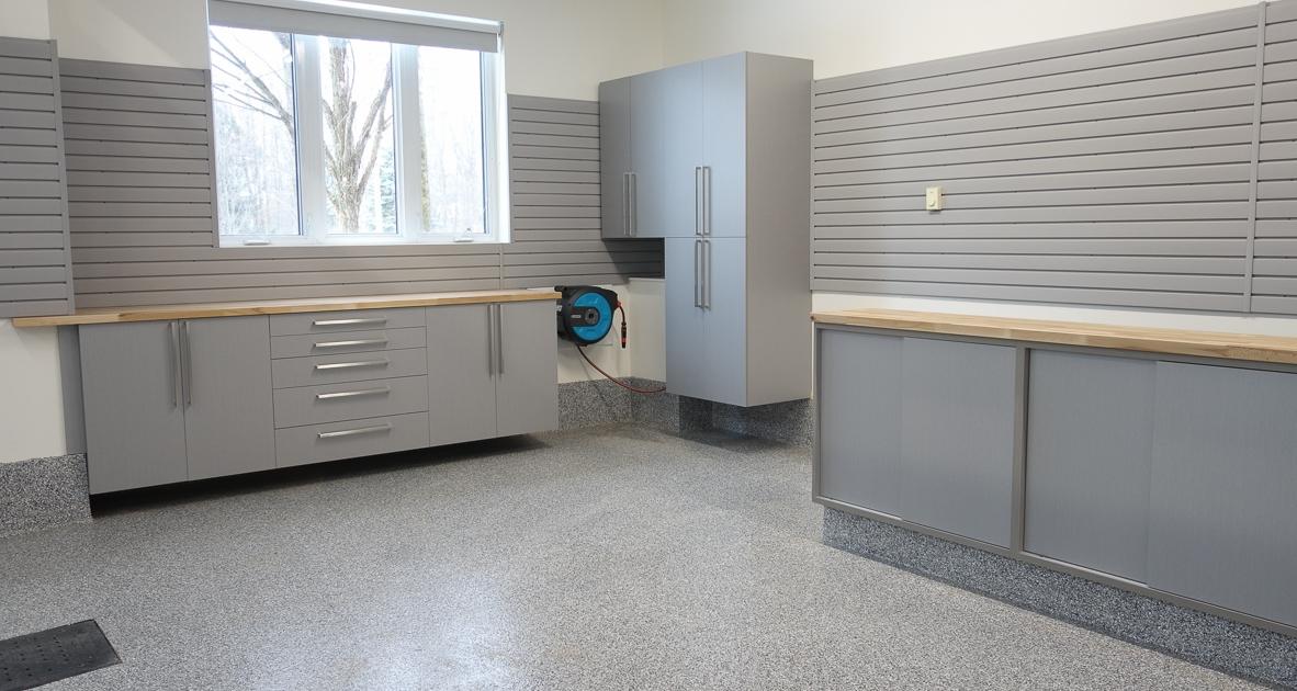 Aménagement garage double_Boucherville_1_1_Espace Garage Plus