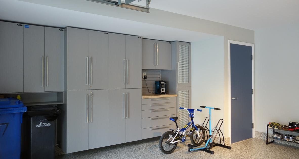 Aménagement garage double_Île-des-Soeurs_1_1_Espace Garage Plus