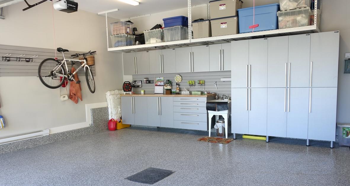 Aménagement garage double_St-Sauveur_2_1_Espace Garage Plus