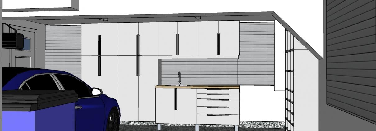 """""""À quoi servent les plans d'aménagement en 2D"""" - Espace Garage Plus"""