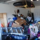 """There is nothing like a good clean-up"" - Espace Garage Plus"