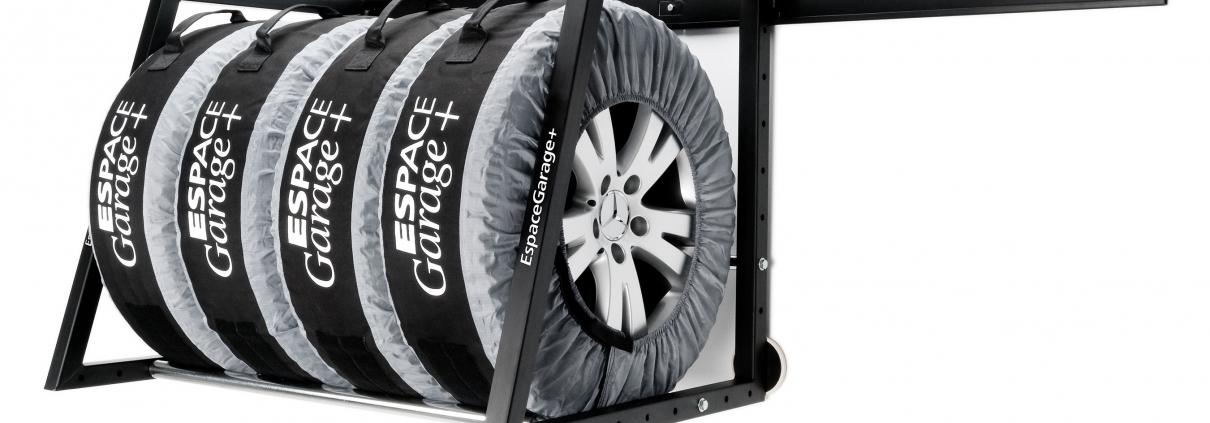 """""""Le pneu, cet objet encombrant"""" - Espace Garage Plus"""