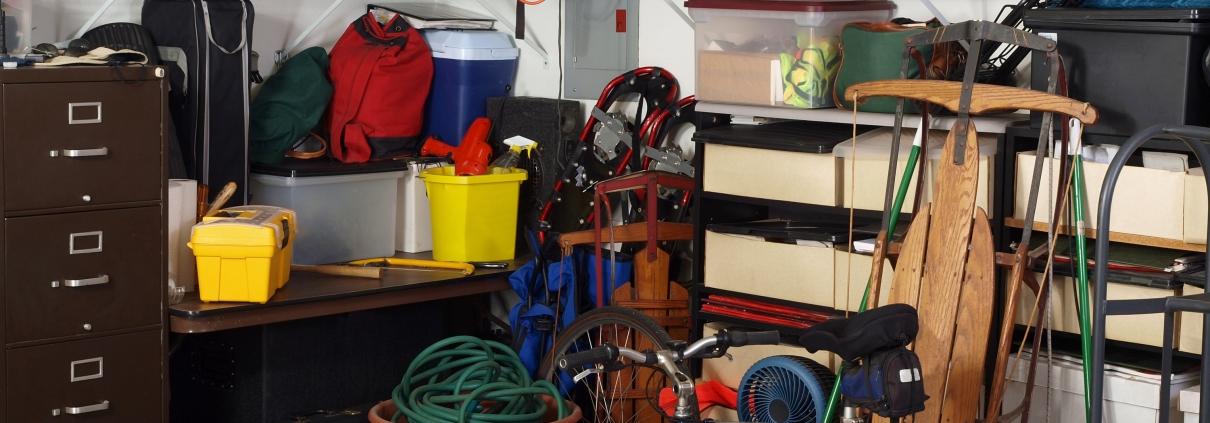 """Free up the garage"" - Espace Garage Plus"